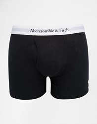 Abercrombie And Fitch Trunks In Black Black