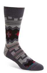 Stance Men's Badon Wool Blend Crew Socks