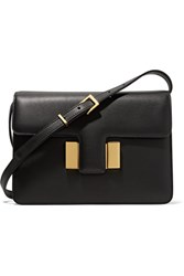 Tom Ford Sienna Small Leather Shoulder Bag Black