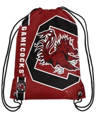 Forever Collectibles South Carolina Gamecocks Big Logo Drawstring Bag