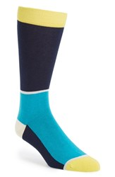 Men's Ted Baker London Colorblock Socks