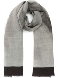 Lost And Found Woven Scarf Black
