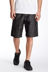 Antony Morato White Piping Short Black