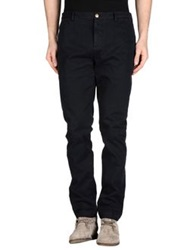 M.Grifoni Denim Casual Pants Black