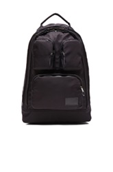 Multipocket Backpack In Black