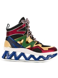 Marc By Marc Jacobs 'Ninja' Wave Sneakers Multicolour