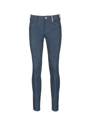Scotch And Soda 'Lot 22 Skim Plus' Skinny Jeans Blue