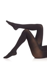 Wolford Velvet 66 Leg Support Shaping Black Out Tights