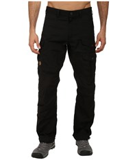 Fjall Raven Vidda Pro Black Black Men's Casual Pants