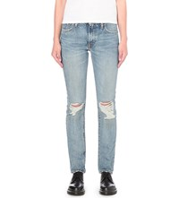Levi's 505 C Straight Mid Rise Jeans Joey