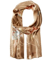 Lauren Ralph Lauren Camille Canyon Tan Scarves