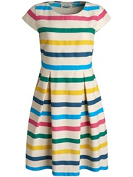 Seasalt Rosina Dress Manderley Stripe Multi