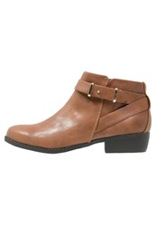 Dorothy Perkins Monday Ankle Boots Brown
