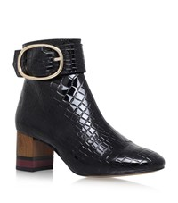 Kg By Kurt Geiger Ringo Ankle Boots Female Black