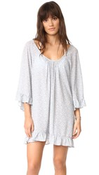 Eberjey Tesoro Soleil Cover Up Dress Faded Blue