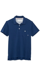 Shipley And Halmos Regent Pocket Polo