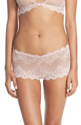 Only Hearts Club Women's Only Hearts 'So Fine' Lace Hipster Boyshorts
