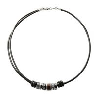 Fossil Jf84068040 Mens Necklace
