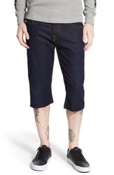 Men's True Religion Brand Jeans 'Ricky' Denim Cutoff Shorts