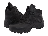 Bates Footwear Delta 6 Side Zip Black Men's Work Boots