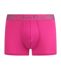 Calvin Klein Iron Strength Cotton Trunks Male Pink