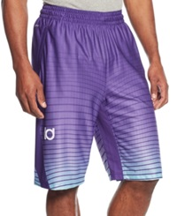 Nike Kd Quickness Printed Shorts Bleached Turq
