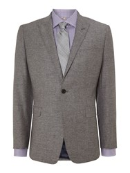 Richard James Donegal Contemporary Suit Jacket Grey