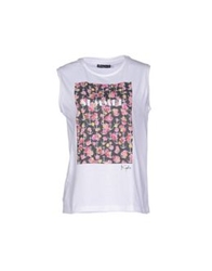 Cuple T Shirts White