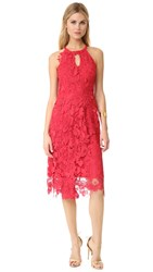 Kobi Halperin Jade Dress Crimson