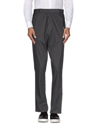Silent Damir Doma Trousers Casual Trousers Men Steel Grey