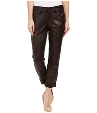 Level 99 Sienna Tomboy In Mocha Mocha Women's Jeans Brown