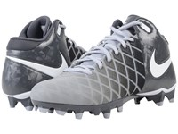 Nike Field General Pro Td Wolf Grey Dark Grey White White Men's Cleated Shoes Gray