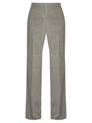 Max Mara Barengo Trousers Light Grey