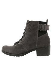 Kennel Schmenger Ambra Laceup Boots Antracite Anthracite
