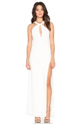 Stone_Cold_Fox Palms Gown White
