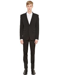 Givenchy Stretch Techno Wool Suit