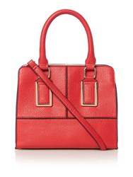 Linea Micro Naomi Tote Bag Red