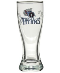 Boelter Brands Tennessee Titans Satin Etch Mini Pilsner Team Color