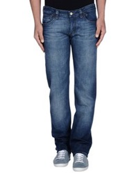 Fdn Denim Pants Blue