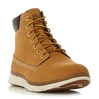 Timberland A191w Sport Wedge Trainers Camel