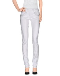 Cristinaeffe Trousers Casual Trousers Women White