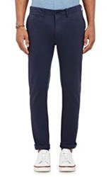 Barneys New York Jersey Trousers Blue