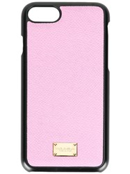 Dolce And Gabbana Dauphine Iphone 6 Case Pink Purple