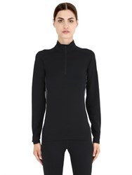 Arc'teryx Phase Ar Zip Up Wicking Base Layer Top