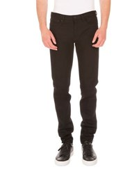 Givenchy Rico Slim Fit Jeans W Star Patches Black