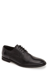 Carlo Pazolini Leather Oxford Men Black