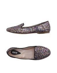 Bloch Footwear Moccasins Women Purple