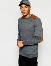 New Look Sweatshirt In Charcoal