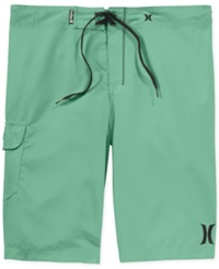 Hurley One And Only 22' Board Shorts Neon Green