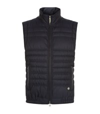 Stefano Ricci Quilted Silk Gilet Male
